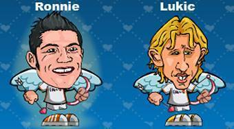 Football Legends Valentine Edition - Game | Mahee.com