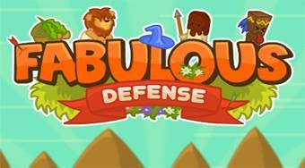 Fabulous Defense - online game | Mahee.com