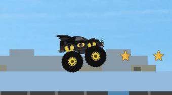 Monstertruck Superhero | Free online game | Mahee.com