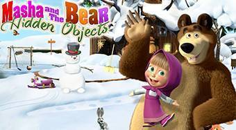 Masha And The Bear Hidden Objects | Mahee.fr