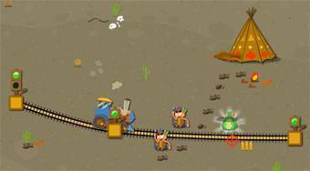 West Train - Le jeu | Mahee.fr