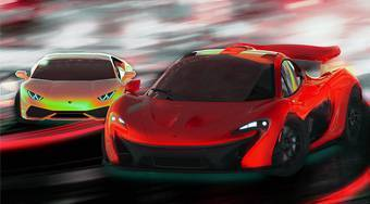 Racing Supercar Championship - online game | Mahee.com