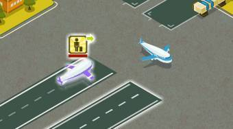 Airport Control | Free online game | Mahee.com