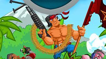 Battle Fury - online game | Mahee.com