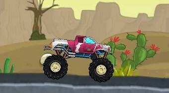 Monster Trucks Sprint - Game | Mahee.com