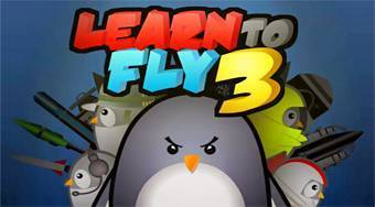Learn to Fly 3 | Mahee.com