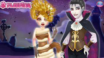 Monster Haircut - jeu en ligne | Mahee.fr