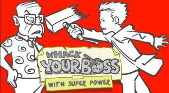 Whack Your Boss: Superhero Style | Mahee.es