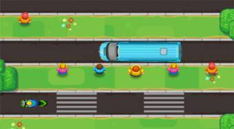 Road Safety | Free online game | Mahee.com