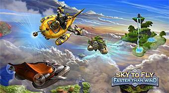 Sky to Fly: Faster Than Wind | Free online game | Mahee.com