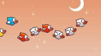 Flapping Crush - online game | Mahee.com