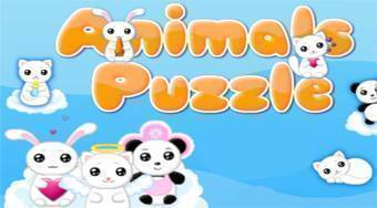 Animals Puzzle - Game | Mahee.com
