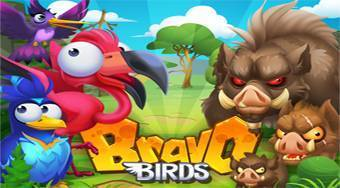 Bravo Birds - Game | Mahee.com
