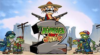 Zombies Can't Jump 2 - Game | Mahee.com