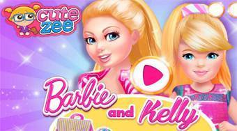 Barbie and Kelly Matching Bags | Mahee.fr