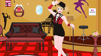 Barbie Jazz Dancer Room Decoration - el juego online | Mahee.es