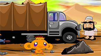 Monkey Go Happy Ninja Hunt - Game | Mahee.com