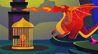 Save Baby Dragon 2 | Free online game | Mahee.com