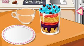 Addicted to Desert: English Trifle - online game | Mahee.com