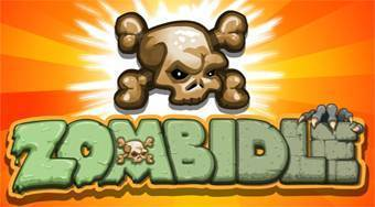 Zombidle | Free online game | Mahee.com