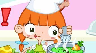 Cooking Slacking - jeu en ligne | Mahee.fr
