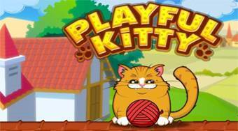 Playful Kitty | Free online game | Mahee.com