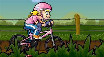 Bike Rally | Free online game | Mahee.com