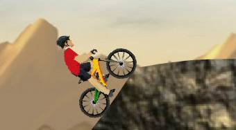 Mountain Bike Challenge - Le jeu | Mahee.fr