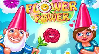 Flower Power - online game | Mahee.com
