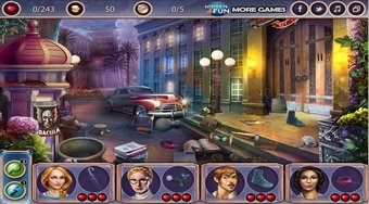 The Broadway Case | Free online game | Mahee.com