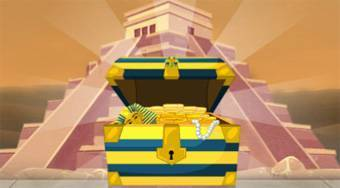 Egyptian Treasure Trove - online game | Mahee.com