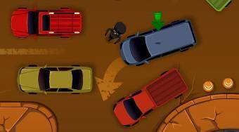 Car Thief Parking - Le jeu | Mahee.fr
