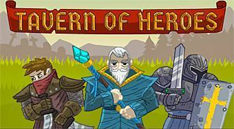 Tavern of Heroes - online game | Mahee.com
