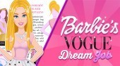Barbie's Vogue Dream Job