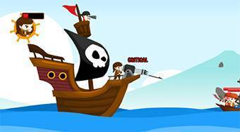 Pirate Hunter | Free online game | Mahee.com