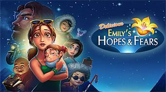 Delicious Emily's Hopes & Fears - Game | Mahee.com