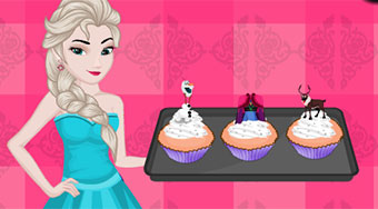 Elsa Special Buttercream Icing | Free online game | Mahee.com