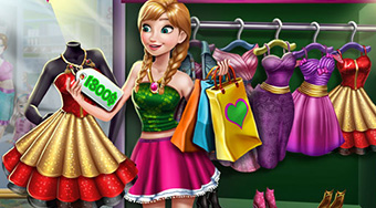 Anna Realife Shopping - Game | Mahee.com