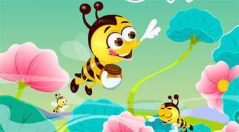 Bee at Work - jeu en ligne | Mahee.fr