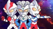 Ultraman VS Alien Zombies