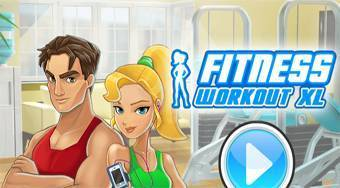 Fitness Workout XL - online game | Mahee.com