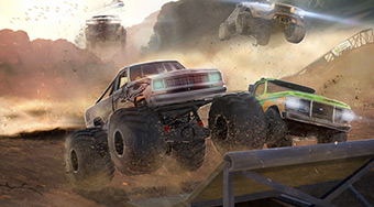 Monster Truck Ultimate Ground 2 | Mahee.com