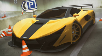 Parking Supercar City - Le jeu | Mahee.fr