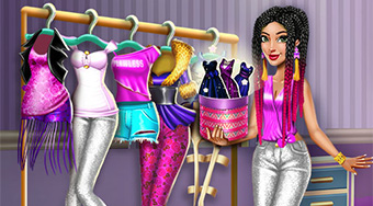 Tris Fashionista Dolly Dress Up | Free online game | Mahee.com