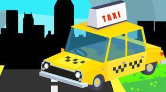 Taxi Inc. | Free online game | Mahee.com