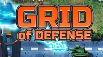 Grid of Defense - Game | Mahee.com