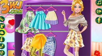Ellie's Closet Makeover - online game | Mahee.com