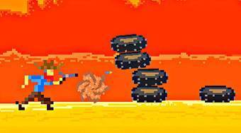 Cowboy vs Cactus - Game | Mahee.com