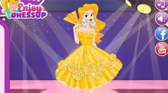 Modern Fairytale Fashion Show | Free online game | Mahee.com