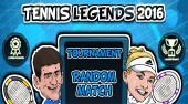 Tennis Legends 2016